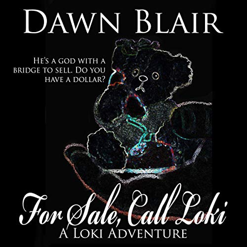 For Sale, Call Loki audiobook cover art