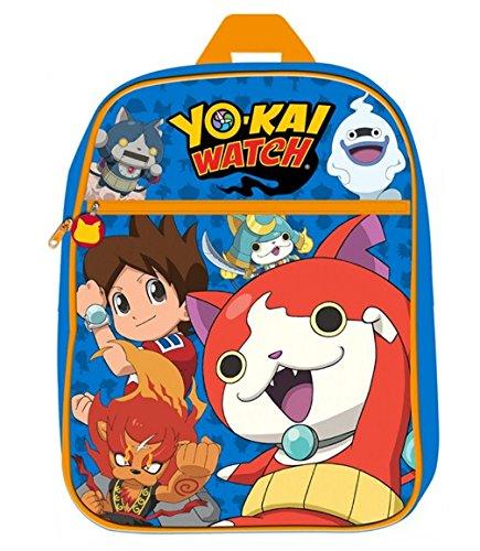 YO-KAI WATCH - Mochila para guardería y escuela