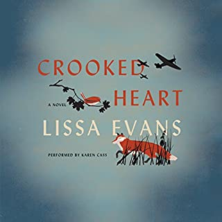 Crooked Heart audiobook cover art