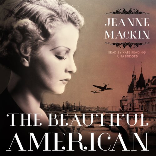The Beautiful American audiobook cover art