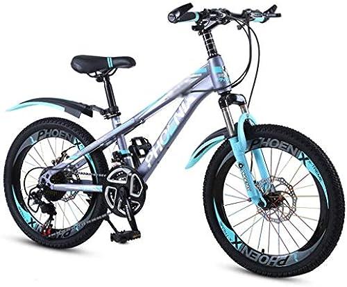 ETZXC Schulkinder fürrad 18 20 Zoll Jungen und mädchen Outdoor Mountainbike fürrad mit Variabler Geschwindigkeit Geeignet für Studenten und Kinderfürr r
