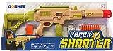 Gonher Gonher-950/0 Paper Shooter, Color Verde/Marron (950/0)