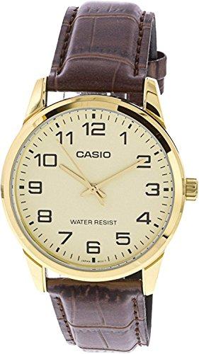 【並行輸入品】CASIO BASIC ANALOGUE MENS カシオ ベーシック アナログ メンズ MTP-V001GL-9B