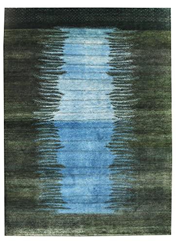 Kinsley Green Gabbeh - Alfombra (170 x 240 cm), diseño tradicional
