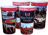 Westrick Kentucky Derby 22 oz Souvenir Cups - 4/pkg.