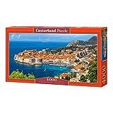 Castorland Dubrovnik, Croatia 4000 pcs Puzzle - Rompecabezas (Croatia 4000 pcs, Puzzle Rompecabezas, Ciudad, Niños y Adultos, Niño/niña, 9 año(s), Interior)