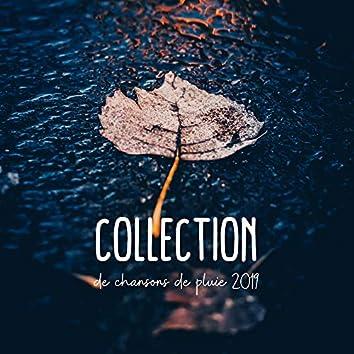 Collection de chansons de pluie 2019