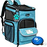 PetAmi Pet Carrier Backpack for Small Cats, Dogs, Puppies | Airline Approved |