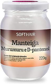 Creme Manteiga de Murumuru & D-Pantenol,