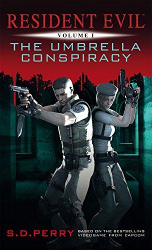 The Umbrella Conspiracy (Resident Evil Book 1) (English Edition)