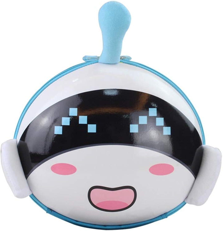 Schultasche für Kinder   Roboter Eva Rucksack     Niedliche Eierschalen-Tasche Das Baby ist angenehm zu Tragen, Mama Hat Sich Wohl gefühlt B07H4KNCYN | Hohe Qualität und geringer Aufwand  072e7d