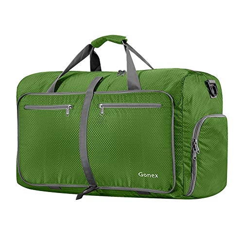 Gonex 60L Packable Travel Duffle Bag