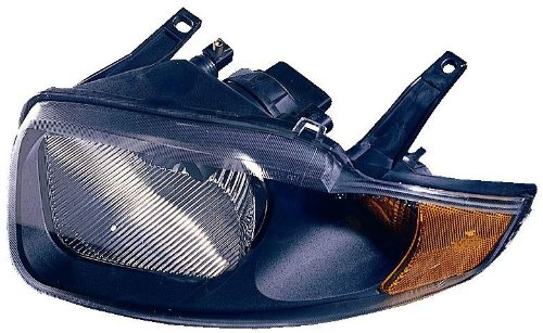 03 cavalier headlight assembly - 9