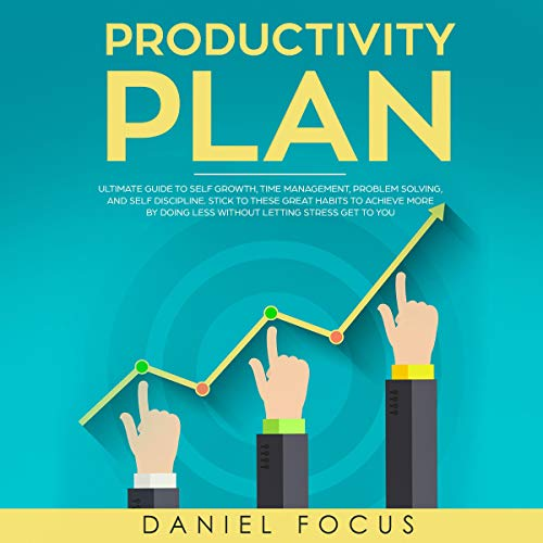 Productivity Plan audiobook cover art