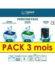 CIANO Aquarium CONSUMABLES - Pack 3 Months S