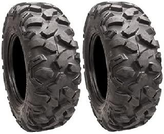Pair of STI Roctane XD Radial (8ply) ATV Tires 26x9R-12 (2)