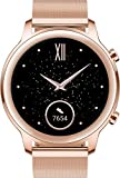 Honor MagicWatch 2 42mm/46 mm Smart Watch, Fitness Tracker Activity Tracker with Blood Oxygen Heart Rate and Stress Monitor, 14 Days Standby Smartwatch with Bluetooth Calling (Pink Gold)