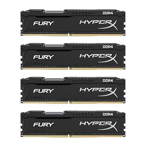 Review de la memoria Kingston HyperX Fury 16GB DDR4 2666 MHz