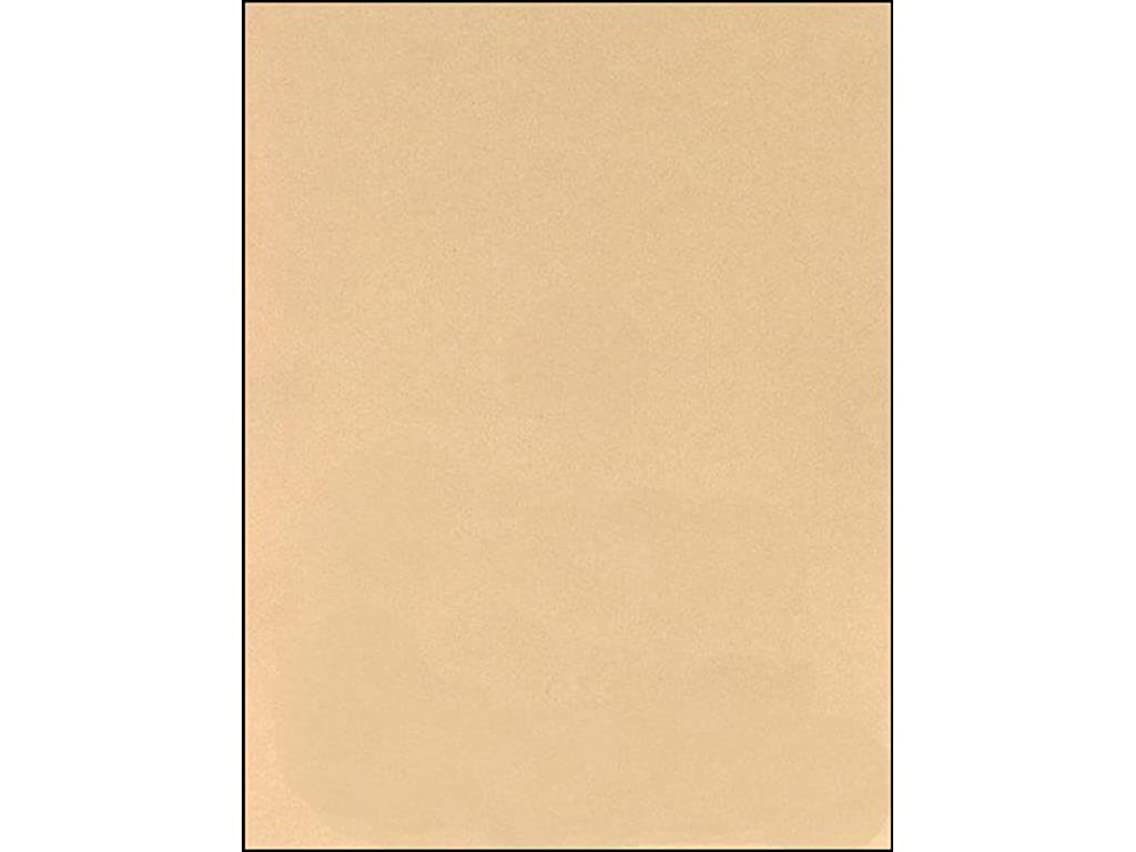 Accent Design Paper Accents Cdstk Smooth 8.5x11 60# Tan