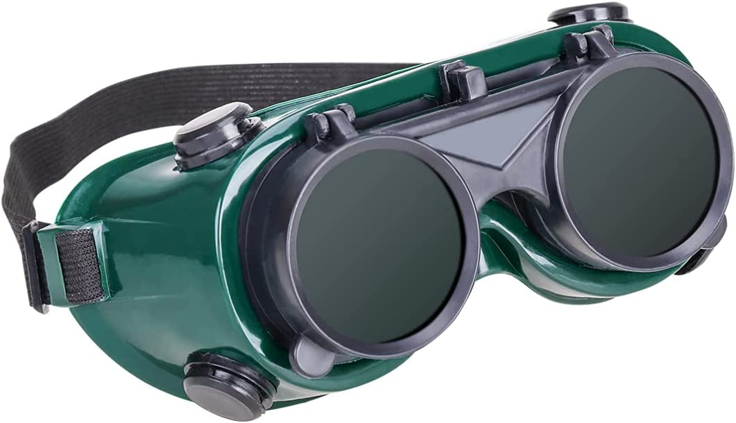 PRETYZOOM Gafas de Eclipse de Plástico Gafas de Protección de Ojos Gafas de Protección de Ojos