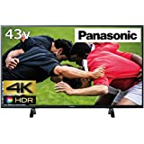 パナソニック 43V型 4K 液晶テレビ ビエラ HDR対応 TH-43FX500