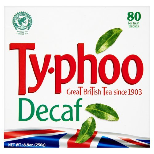 Typhoo Tea Decaf 80 Btl. 250g