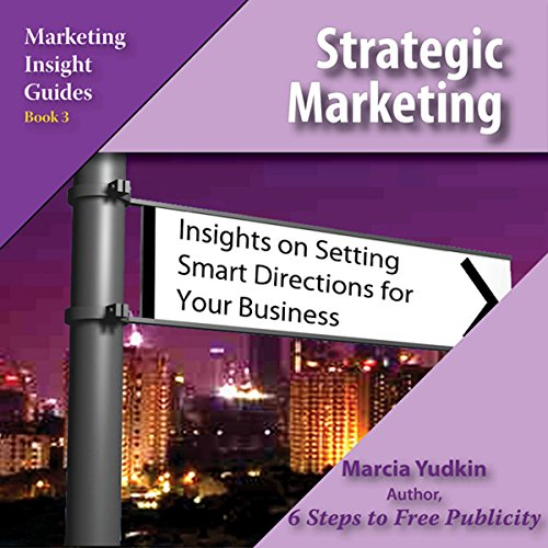 Strategic Marketing audiobook cover art