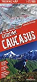 Georgian Caucasus 75 000: Georgischer Kaukasus
