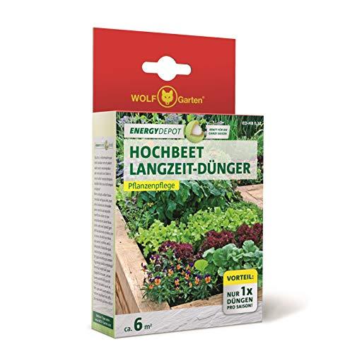 WOLF Garten Hochbeetdünger Beetdünger