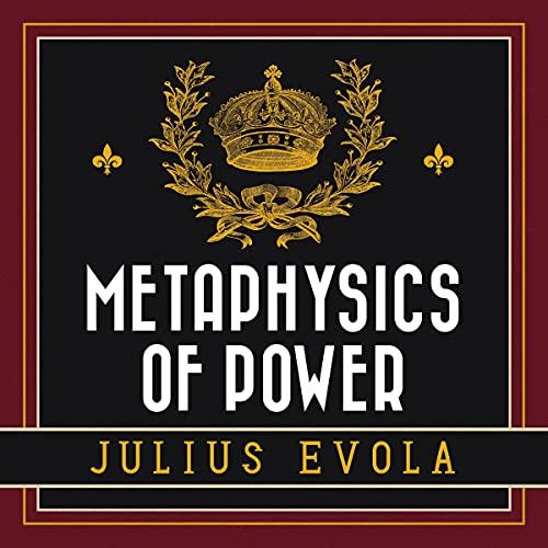 Metaphysics of Power cover art