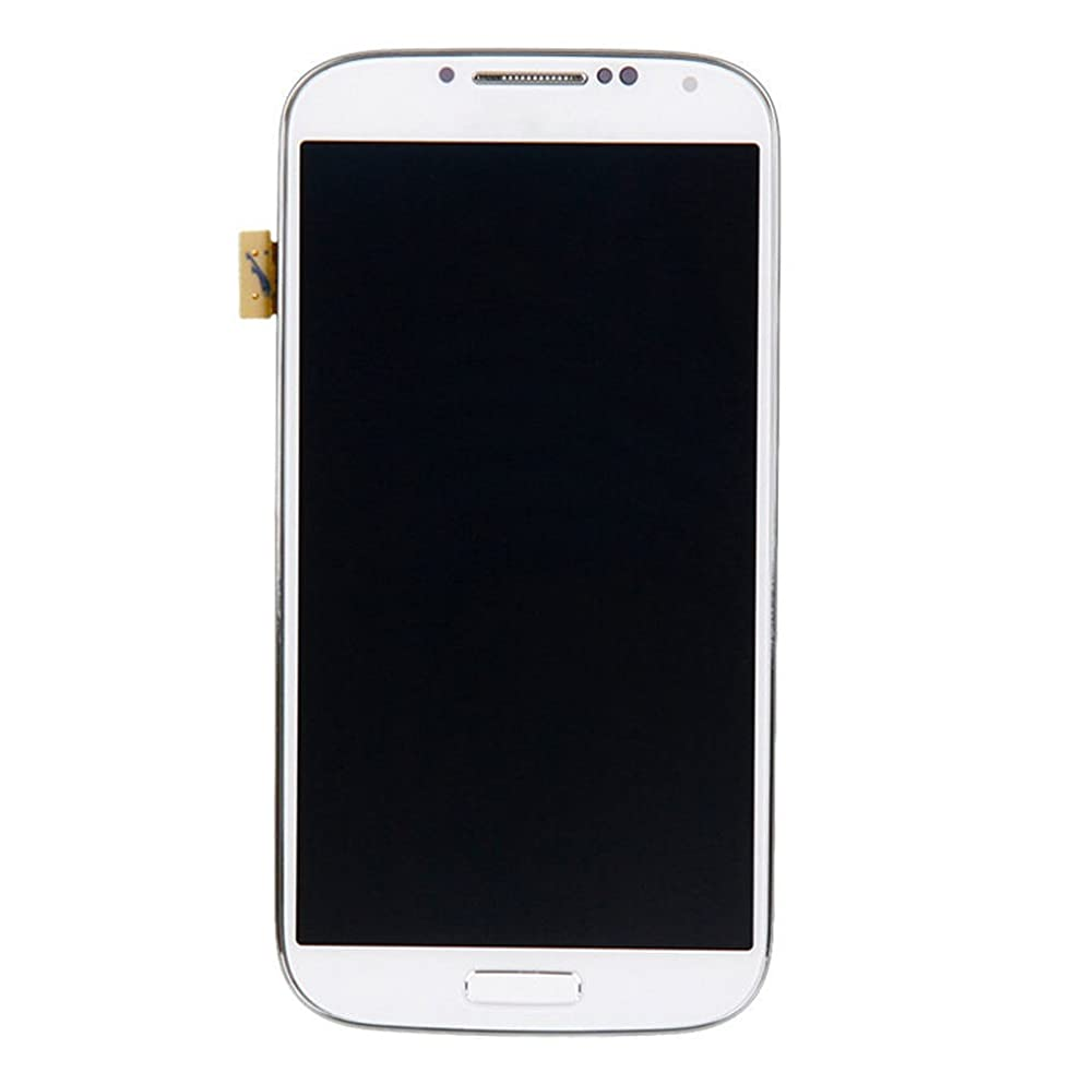 MMRM LCD Screen Display Touch Digitizer for Samsung Galaxy S4 i337 M919 i9500 i9505 White