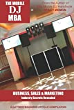 The Mobile DJ MBA by Stacy Zemon (2010-05-12)
