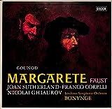Charles Gounod: Margarete (Faust) - Set 327/30 - Box Vinyl