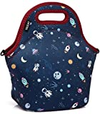 VASCHY Lunch Box Bag for Kids, Neoprene Insulated Lunch Tote with Detachable Adjustable Shoulder...