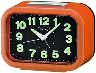 Seiko QHK026E Alarm Clock, Multicolour
