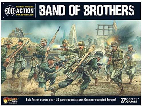 Warlord Games Bolt Action: Band of Brothers versión en español