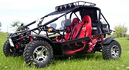 Erlebnisfabrik Straßen-Buggy Ness Fahren bei Leipzig mit Geschenkbox