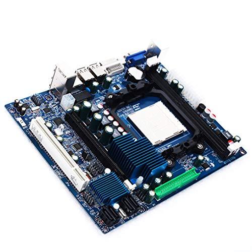 ZYElroy AMD A78 Socket AM3 938 Placa base portátil del reemplazo DDR3...