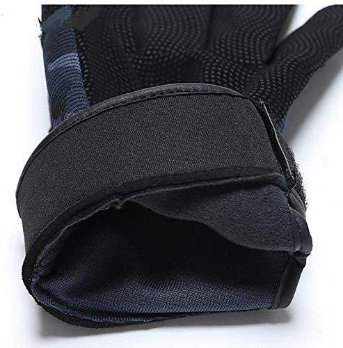 PXX Handschoenen Pu Work Handschoenen Anti-Slip Jacht Camping Fietsen Camouflage Outdoor Sport Vissen Veiligheid UGG Handschoen