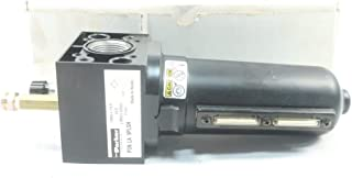 Metal Bowl with Sight Gauge Parker 16L24BE Lubricator Manual Drain 60 scfm 3//8 NPT 3//8 NPT