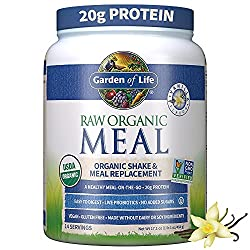Garden of Life Raw Organic Shake Meal Replacement