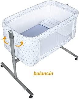 Mini Cot Bed Near Star Sea Blue