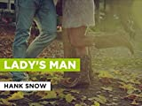 Lady's Man in the Style of Hank Snow