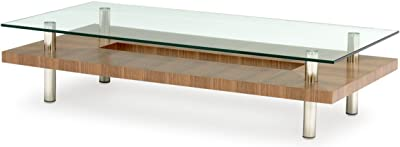BDI Distributors Inc. BDI Natural Stained Walnut Coffee Table