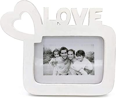 The Urban Store Decorative and Hand Crafted Table Top Wooden Photo Frame- 27cm x 22cm x 2cm