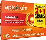 Apisérum Pack Vitalidad Cápsulas - 3 meses de tratamiento