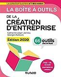 La boîte à outils de la Création d'entreprise - 66 outils clés en main (2020)