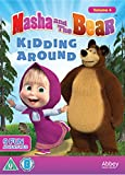 Masha And The Bear - Kidding Around [DVD] [Reino Unido]