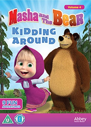 Masha And The Bear - Kidding Around [DVD]