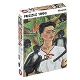 Frida Kahlo Self Portrait 1000 Piece Jigsaw Puzzle